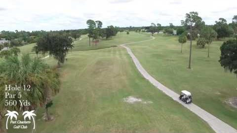 Port Charlotte Golf Club Image
